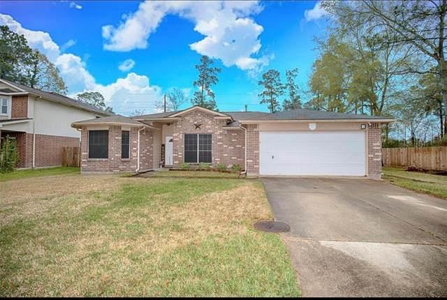 2534 Springstone Drive, Spring, TX 77386 (MLS #91966298) :: Keller Williams Realty
