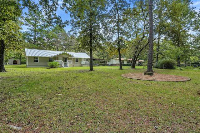 99 Main Street, Huntsville, TX 77340 (MLS #91966899) :: My BCS Home Real Estate Group