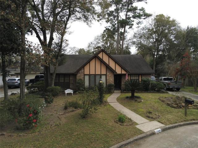 2106 Silver Falls Drive, Houston, TX 77339 (MLS #91967330) :: Texas Home Shop Realty