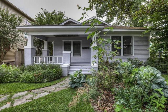 934 Euclid Street, Houston, TX 77009 (MLS #91968608) :: Texas Home Shop Realty