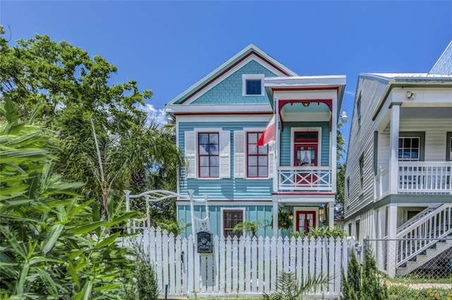 2328 Avenue M, Galveston, TX 77550 (MLS #9197935) :: The Bly Team