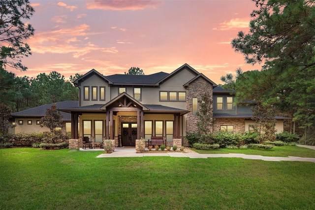 8744 Grand Lake Estates Drive, Montgomery, TX 77316 (#91983619) :: ORO Realty