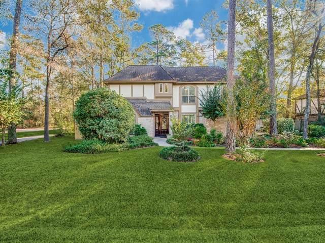 2 Huntsmans Horn Circle, The Woodlands, TX 77380 (MLS #91986959) :: Giorgi Real Estate Group