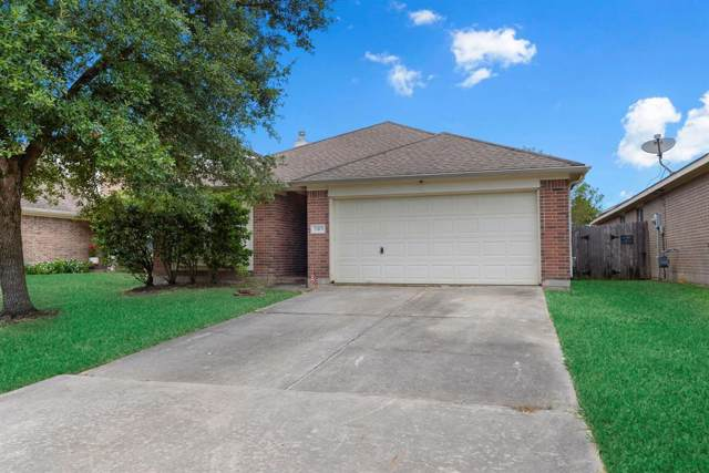 2415 Montana Blue Drive, Spring, TX 77373 (MLS #91987421) :: The Heyl Group at Keller Williams