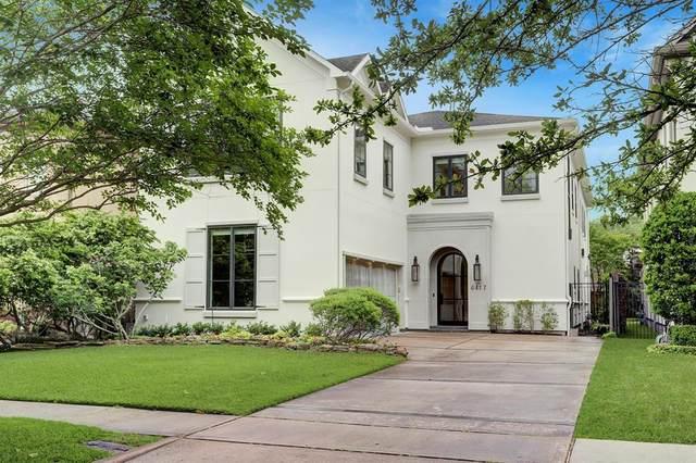 6417 Sewanee Avenue, West University Place, TX 77005 (#91994369) :: ORO Realty