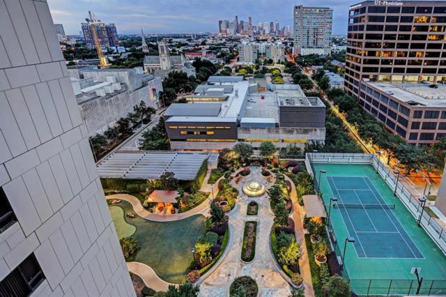 1111 Hermann Drive 14D, Houston, TX 77004 (MLS #92001331) :: Magnolia Realty