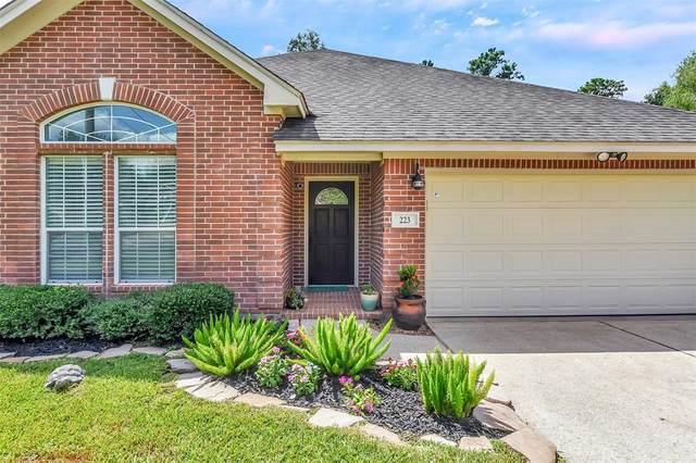 223 Maple Lane, Conroe, TX 77304 (MLS #92009673) :: Texas Home Shop Realty