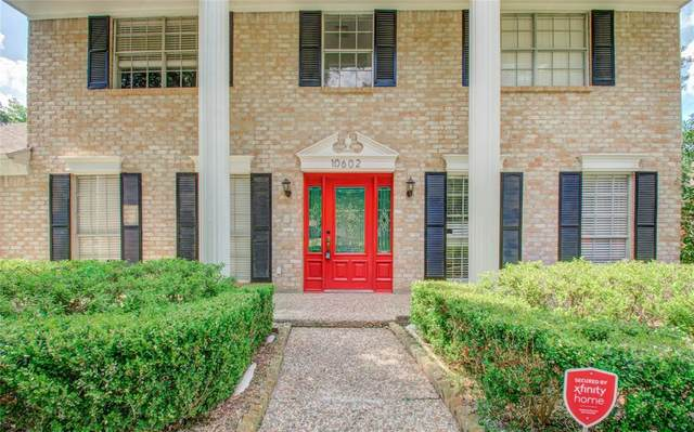10602 Brentway Drive, Houston, TX 77070 (MLS #92023128) :: Connell Team with Better Homes and Gardens, Gary Greene