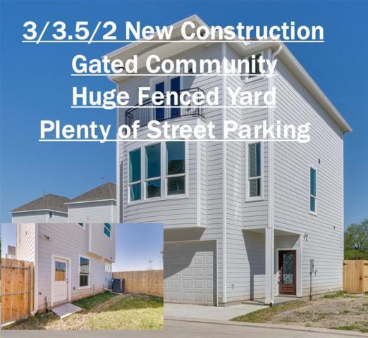 1811 Napacreek Lane, Houston, TX 77008 (MLS #92024472) :: Texas Home Shop Realty