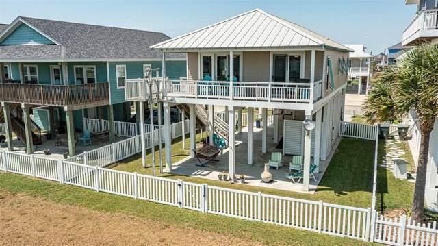 4322 Palapa Circle, Galveston, TX 77554 (MLS #92026455) :: The Property Guys