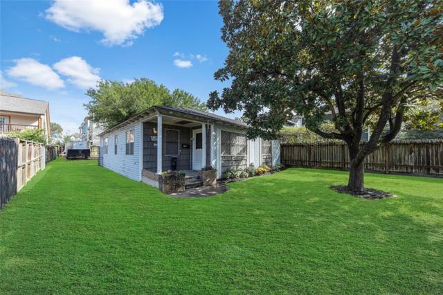 1129 W 22nd Street, Houston, TX 77008 (MLS #92027390) :: Magnolia Realty