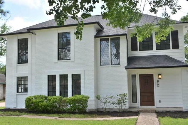 505 Audubon Street, League City, TX 77573 (MLS #92030390) :: The SOLD by George Team