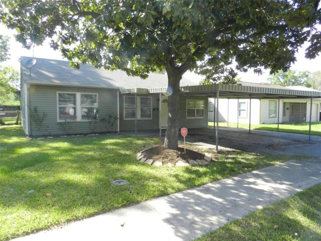 7609 Roswell Street, Houston, TX 77022 (MLS #92038471) :: REMAX Space Center - The Bly Team