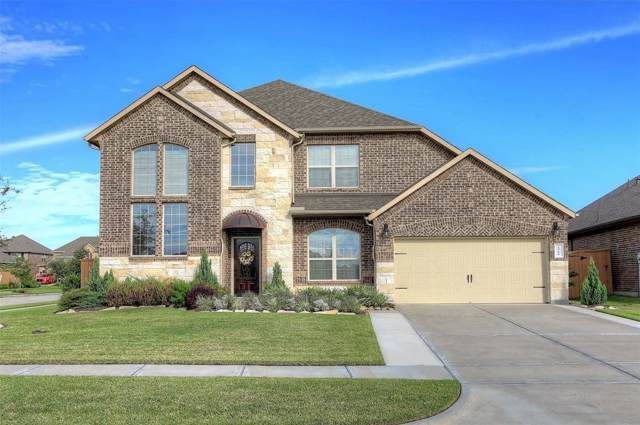 2711 La Spezia, League City, TX 77573 (MLS #92040884) :: JL Realty Team at Coldwell Banker, United