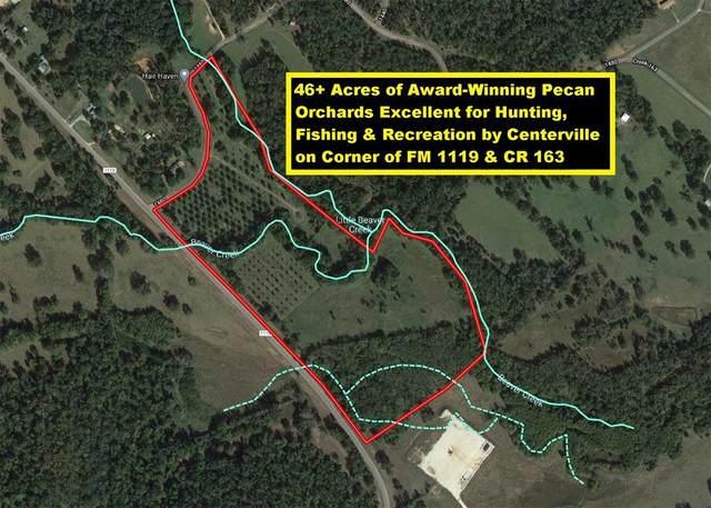 0 Fm 1119, Centerville, TX 75833 (MLS #92041612) :: Michele Harmon Team