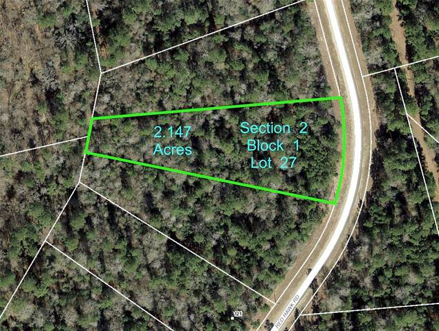 2-11-27 Red Hawk Road, Huntsville, TX 77340 (MLS #92051433) :: Michele Harmon Team
