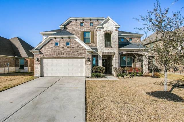 5010 Mountain Maple Trail Trail, Rosenberg, TX 77471 (MLS #92065805) :: The Sansone Group