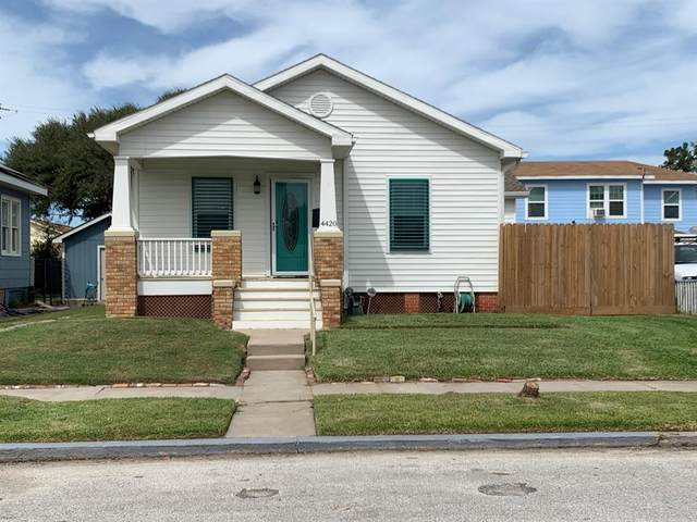 4420 Avenue T, Galveston, TX 77550 (MLS #9206603) :: The Home Branch