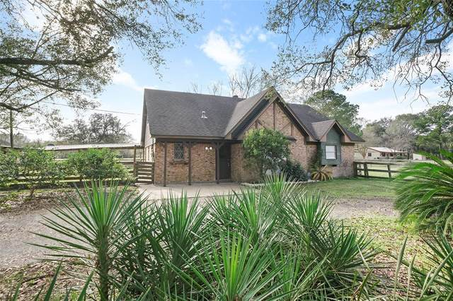 4618 Mustang Road, Manvel, TX 77578 (MLS #92070645) :: The Heyl Group at Keller Williams
