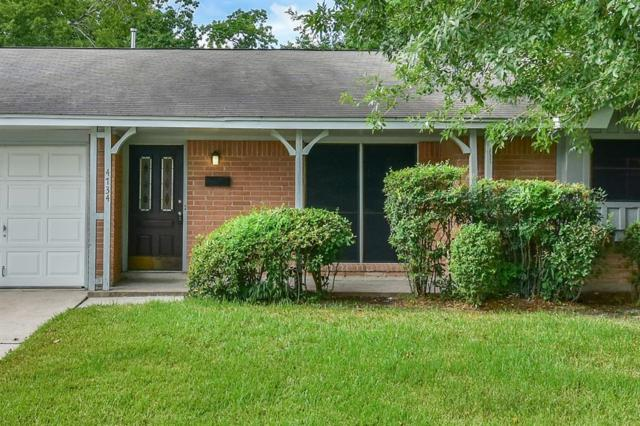 4734 Trail Lake Drive, Houston, TX 77045 (MLS #92073427) :: Giorgi Real Estate Group