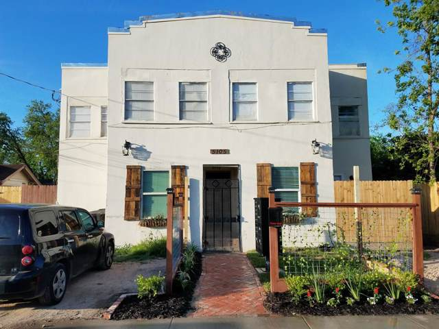 5105 Sherman Street, Houston, TX 77011 (MLS #92081324) :: Bray Real Estate Group