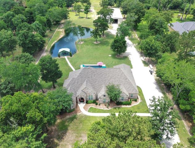 26707 Cherokee Lane, Magnolia, TX 77354 (MLS #92084146) :: The SOLD by George Team