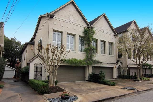 2009 Hazard Street, Houston, TX 77019 (MLS #92086498) :: Connect Realty