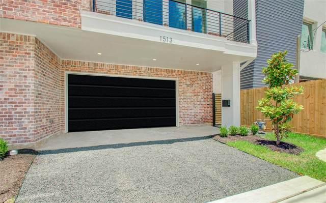 1513 W W 12th Street, Houston, TX 77008 (MLS #92091124) :: Lerner Realty Solutions