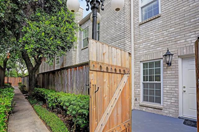 4001 Tanglewilde Street #1005, Houston, TX 77063 (MLS #92091278) :: Caskey Realty