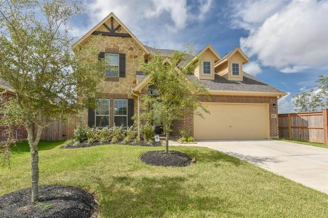 26915 Laurel Harvest Lane Lane, Katy, TX 77494 (MLS #92099632) :: My BCS Home Real Estate Group
