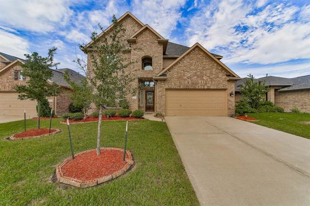 15611 Whispering Green Drive, Cypress, TX 77429 (MLS #92102737) :: Caskey Realty