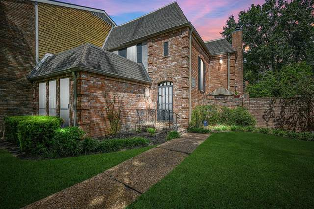 1110 Fountain View Drive #218, Houston, TX 77057 (MLS #92105366) :: All Cities USA Realty