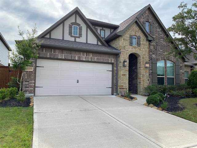 11115 Bluewater Lagoon Circle, Cypress, TX 77433 (MLS #9210817) :: The SOLD by George Team