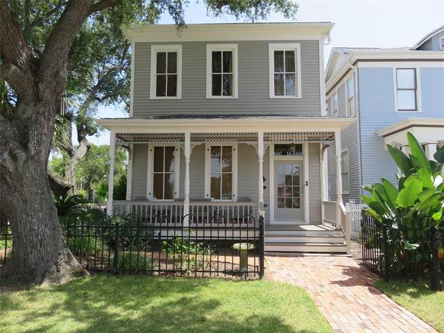 1903 Avenue L, Galveston, TX 77550 (MLS #92111623) :: The Jennifer Wauhob Team