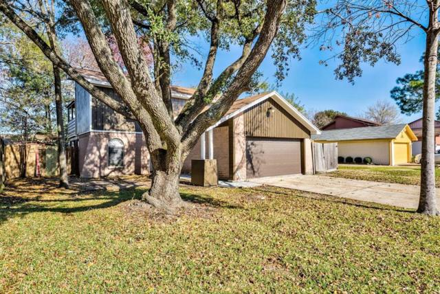 3202 SE Fawndale Way, Baytown, TX 77521 (MLS #92111876) :: The SOLD by George Team