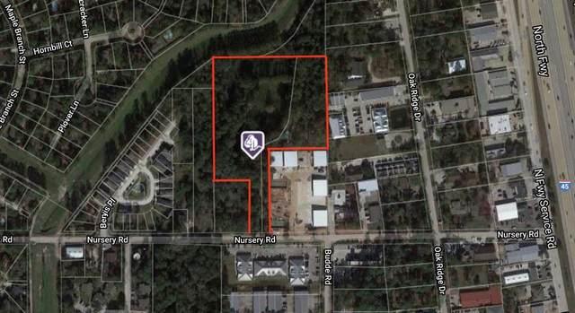 424 Nursery Road, The Woodlands, TX 77380 (MLS #92129980) :: Green Residential