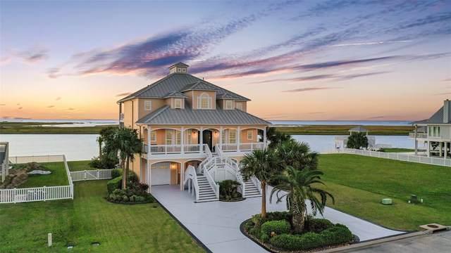 20918 W Sunset Bay Drive, Galveston, TX 77554 (MLS #921301) :: Len Clark Real Estate