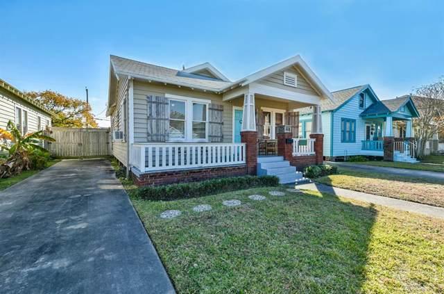 4115 Avenue S 1/2, Galveston, TX 77550 (MLS #92135202) :: CORE Realty