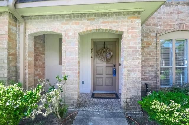 2918 Cambridge Lane, Missouri City, TX 77459 (MLS #92136227) :: The Heyl Group at Keller Williams