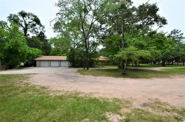24191 Needham Road, Porter, TX 77365 (MLS #921372) :: The Heyl Group at Keller Williams