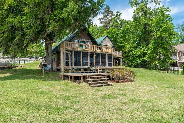 201 Holiday Lane, Coldspring, TX 77331 (MLS #92148243) :: My BCS Home Real Estate Group