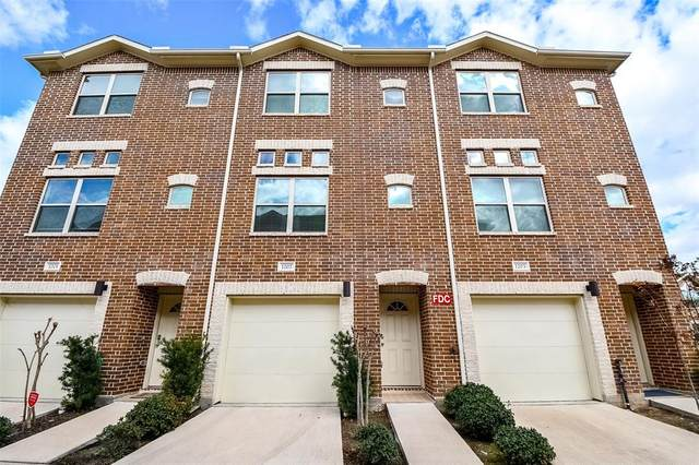 5941 S Loop E #1202, Houston, TX 77033 (MLS #92149566) :: Ellison Real Estate Team