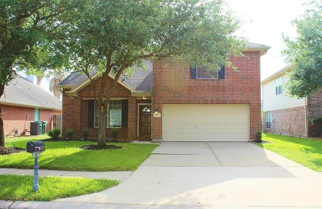 21607 Pine Arbor Way, Cypress, TX 77433 (MLS #92149874) :: The Heyl Group at Keller Williams