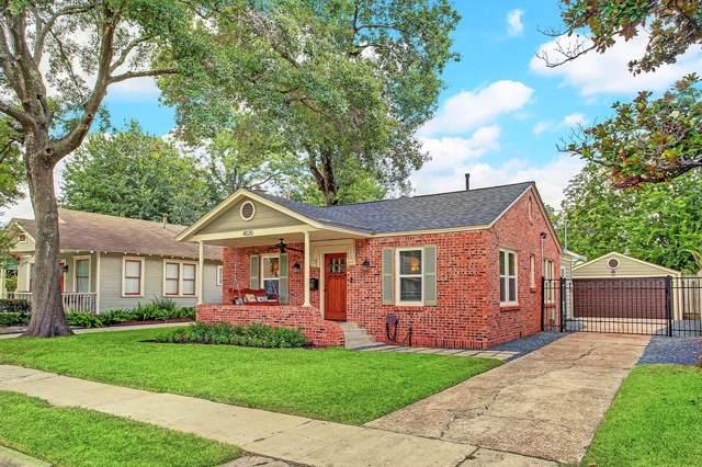 4020 Pineridge Street, Houston, TX 77009 (MLS #92152887) :: Texas Home Shop Realty