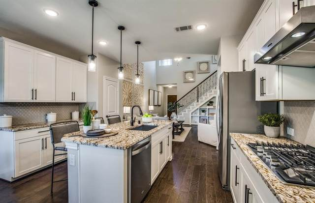 4011 Starbright Street, Houston, TX 77018 (MLS #92155705) :: The SOLD by George Team