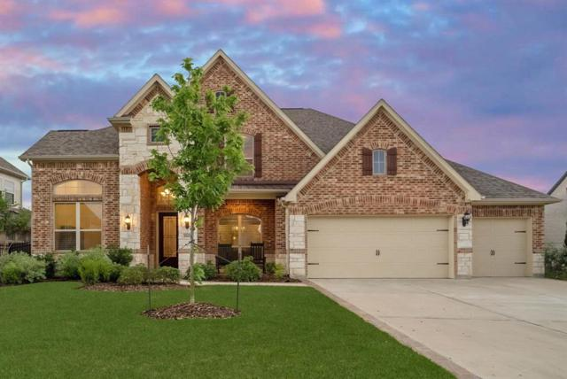 25023 Jennifer Heights Court, Spring, TX 77389 (MLS #92167130) :: The SOLD by George Team