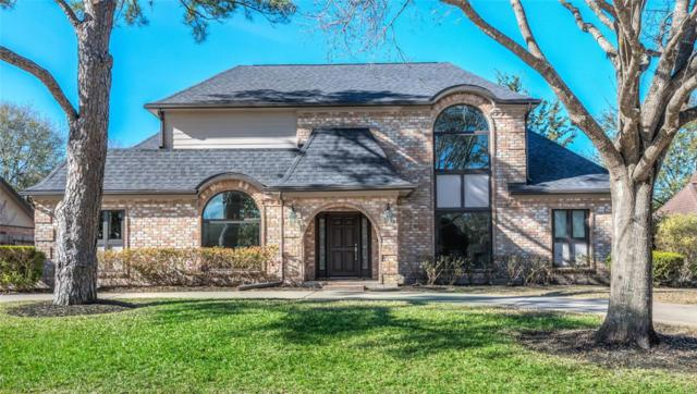1422 E Brooklake Drive, Houston, TX 77077 (MLS #92174165) :: Fairwater Westmont Real Estate