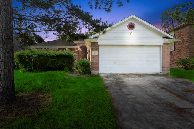 306 Wild Bird Drive, Spring, TX 77373 (MLS #92175005) :: The Property Guys