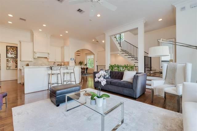 2640 Peckham Street, Houston, TX 77098 (MLS #92185302) :: Parodi Group Real Estate