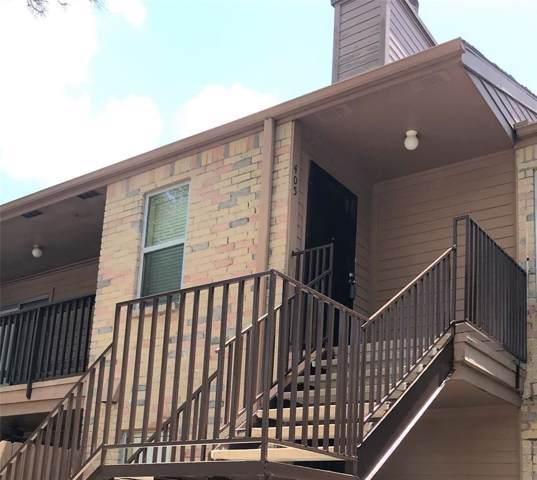 10555 Turtlewood Court #405, Houston, TX 77072 (MLS #92192532) :: The Heyl Group at Keller Williams